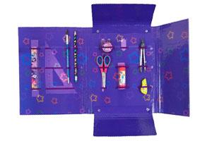 Готовые канцелярские наборы от бренда Kite для школьников