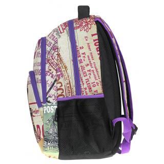 Рюкзак школьный SAFARI 43x29x18см 22л 19-112L-2