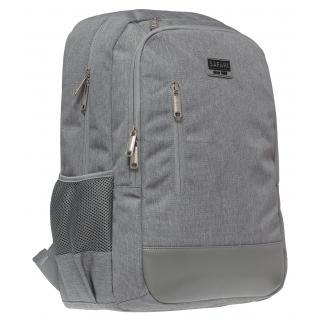 Рюкзак школьный SAFARI 43x29x15см 19л Серый 19-129L-1