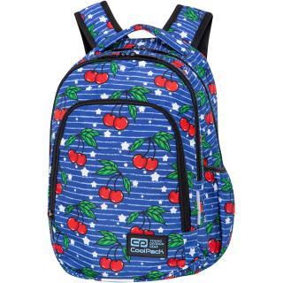 Рюкзак молодёжный c термосумкой Coolpack Prime Cherries C25238