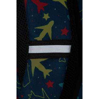 Рюкзак молодёжный Coolpack Spiner Termic Sky Flights D001328