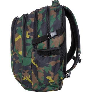 Рюкзак молодёжный Coolpack Factor Military Jungle C02179