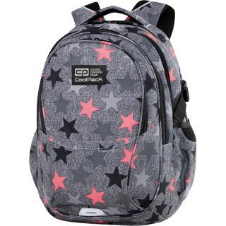 Рюкзак молодёжный Coolpack Factor Fancy Stars C02176