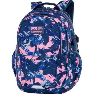Рюкзак молодёжный Coolpack Factor Pink Strokes C02187
