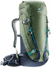 Рюкзак Deuter Guide 35+ khaki-navy 3361117 2325
