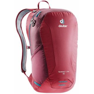 Рюкзак для хайкинга Deuter Speed Lite 16 цвет 5528 cranberry-maron