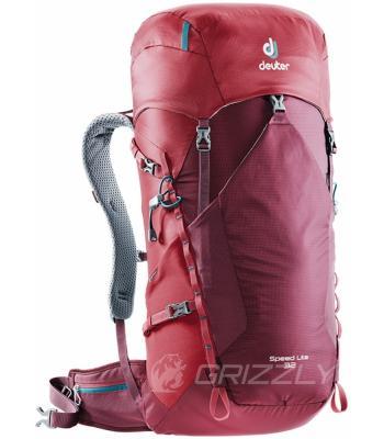 Рюкзак Deuter Speed Lite 32 цвет 5535 maron-cranberry