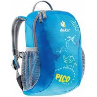 Рюкзак дошкольный Deuter Pico turquoise (36043 3006)