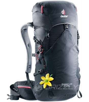 Рюкзак Deuter Speed Lite 24 SL цвет 7000 black