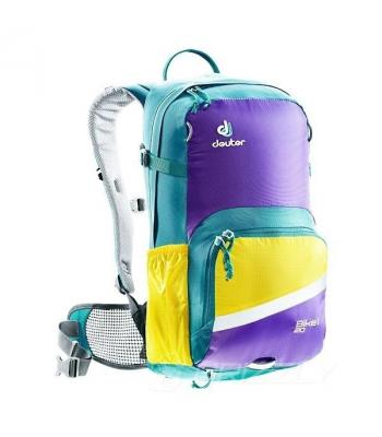 Рюкзак Deuter Bike I 20 petrol-violet 3203317 3363