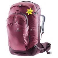 Сумка-рюкзак женская Deuter Aviant Access Pro 65 SL maron-aubergine 3512320 5543