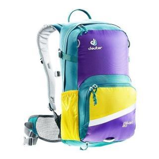 Велосипедный рюкзак Deuter Bike I 20 petrol-violet 3203317 3363