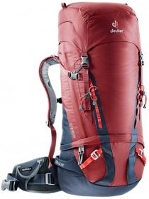 Рюкзак Deuter Guide 45+ cranberry-navy 3361317 5325