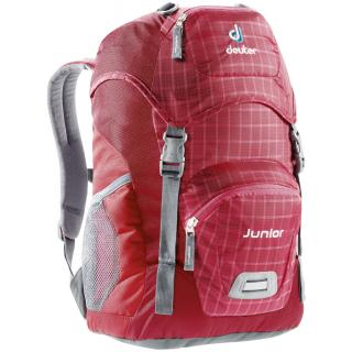 Рюкзак Deuter Junior raspberry check (36029 5003)