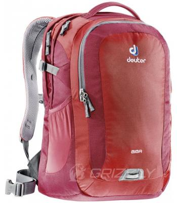Deuter Giga fire-cranberry
