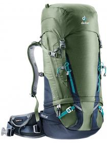 Рюкзак Deuter Guide 45+ khaki-navy 3361317 2325
