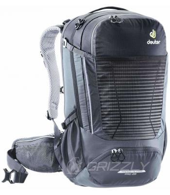 Рюкзак Deuter Trans Alpine Pro 28 black-graphite 3206119 7403