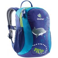 Рюкзак дошкольный Deuter Pico цвет 3391 indigo-turquoise
