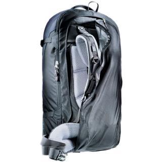 Рюкзак Deuter Traveller 70 + 10 цвет 7400 black-silver