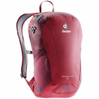 Рюкзак для хайкинга Deuter Speed Lite 12 цвет 5528 cranberry-maron