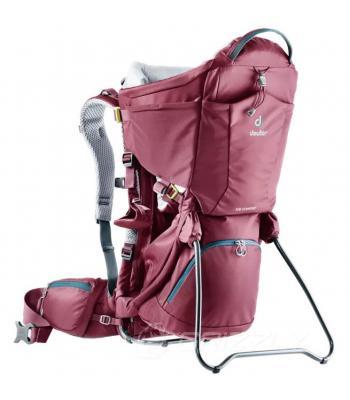 Рюкзак для переноски детей Deuter Kid Comfort 14 maron 3620219 5026