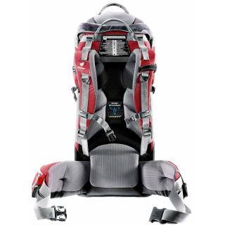 Рюкзак Deuter Kid Comfort 2 cranberry-fire (36514 5560)
