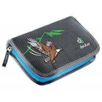 Пенал Deuter Pencil Box granite-turquoise (3890315 4032)