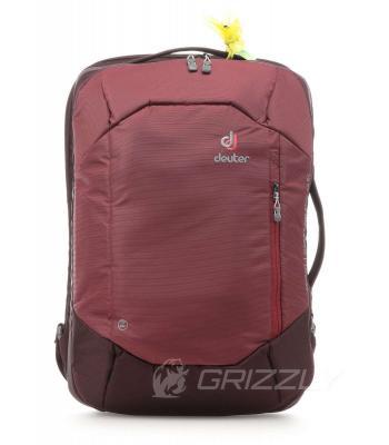 Рюкзак женский Deuter Aviant Carry On Pro 36 SL maron-aubergine 3510320 5543