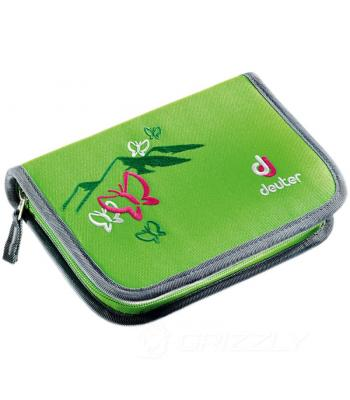 Пенал Deuter Pencil Box kiwi butterfly