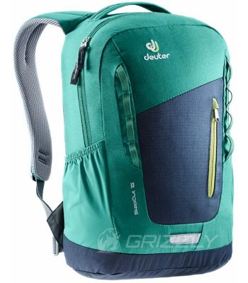 Рюкзак Deuter StepOut 16 цвет 3231 navy-alpinegreen