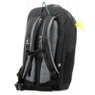 Рюкзак велосипедный женский Deuter Giga SL 28L graphite-black молния серая 3821120 4701