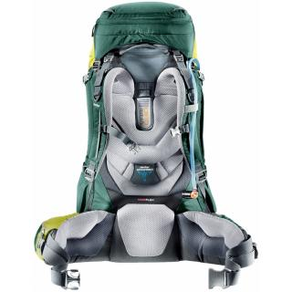 Рюкзак Deuter Aircontact 55+10 midnight-moss (3320316 3221)