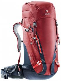 Рюкзак Deuter Guide 35+ cranberry-navy 3361117 5325