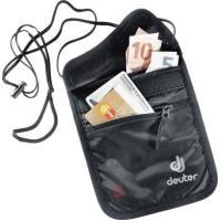 Кошелек Deuter Security Wallet II RFID BLOCK black 3942120 7000