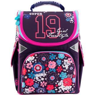 Рюкзак школьный каркасный GoPack GO18-5001S-10