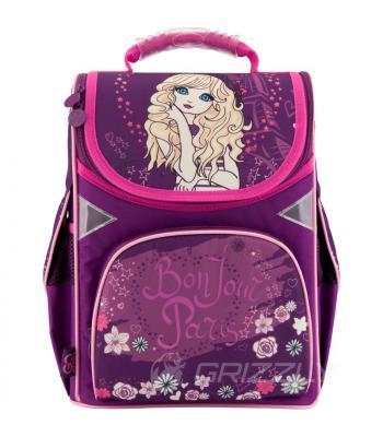 Рюкзак школьный каркасный GoPack GO18-5001S-3