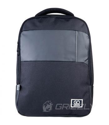 Рюкзак городской GoPack Сity черный GO21-153L-2