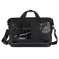 Молодежная сумка Grizzly MM-341-3 black