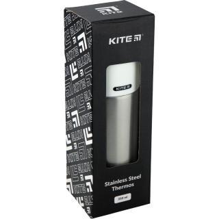 Термос Kite Pearl серебристый перл., 350 мл K19-302-02