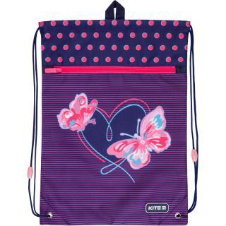 Сумка для обуви Kite Education Butterflies K21-601M-3