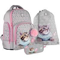 Школьный набор 2021 Kite Education Studio Pets SET_SP21-706M