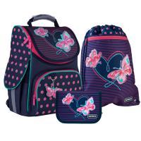 Школьный набор 2021 Kite Education Butterflies SET_K21-501S-3