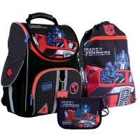 Школьный набор 2021 Kite Education Transformers SET_TF21-501S