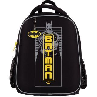 Рюкзак школьный каркасный Kite Education Batman comics DC21-555S