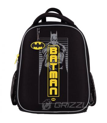 Рюкзак школьный Kite Education Batman comics DC21-555S