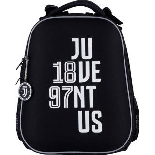 Рюкзак школьный каркасный Kite Education FC Juventus JV21-531M