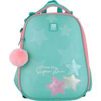 Рюкзак школьный каркасный Kite Education Super star K21-531M-4