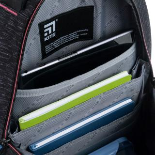 Рюкзак для девочек Kite Education K21-813M-4