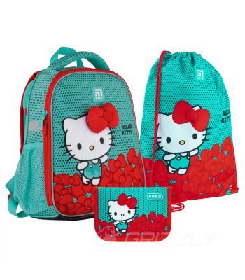 Школьный набор 2021 Kite Education Hello Kitty SET_HK21-555S