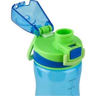 Бутылочка для воды Kite, 650 мл, голубая K20-395-02